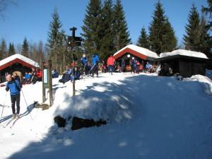 Lions barneskirenn @ Eineåsen skianlegg | Akershus | Norge
