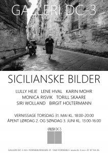 Sicilianske bilder - vernissage @ Galleri DC-3 | Akershus | Norge