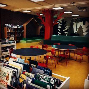 Natt på biblioteket @ Bærum bibliotek, Bekkestua | Akershus | Norge