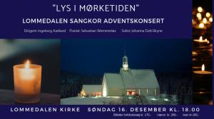 Lys i mørketiden @ Lommedalen Kirke | Akershus | Norge