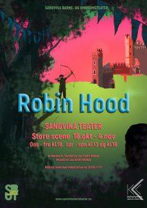 Teater: Robin Hood @ Sandvika teater
