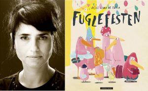 Levende lørdag: Alice Lima de Faria og Fuglefesten! @ Bærum bibliotek Bekkestua