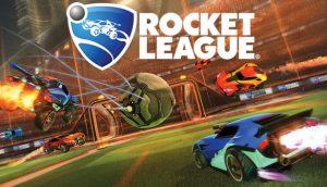 Spillturnering: Rocket League @ Bærum bibliotek Bekkestua