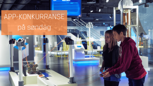 App-konkurranse @ Engineerium