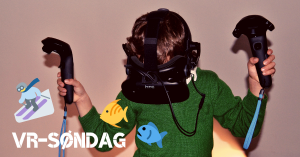 VR-søndag på Engineerium @ Engineerium