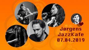Jørgens JazzKafe: Stian Unhjem Kvartett! @ Sjøholmen Barnekunsthus