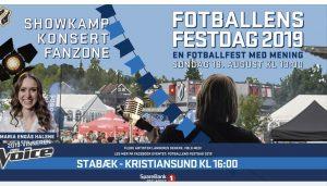 Fotballens Festdag @ Nadderud Stadion