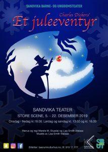 Et. Juleeventyr - årets juleforestilling! @ Sandvika Teater