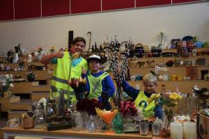 Loppemarked på Rykkinn - bare hyggelig @ Eineåsen skole avd.Gommerud