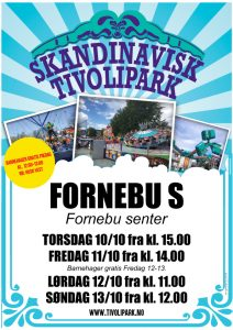 Skandinavisk Tivolipark @ Fornebu S
