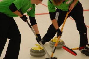 Curling - Åpen dag @ Snarøya Curlinghall